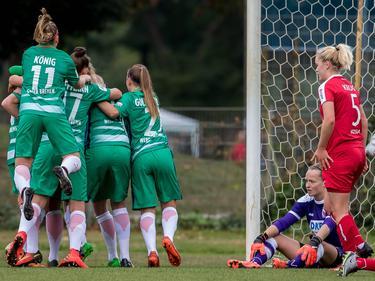 Die Frauen von Werder Bremen sorgten für eine Sensation