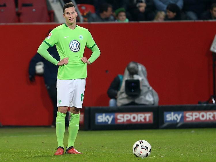 Julian Draxlers Abgang aus Wolfsburg ist noch nicht sicher