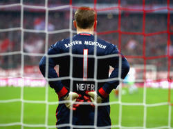 Manuel Neuer steht in der FIFA-Weltauswahl 2016