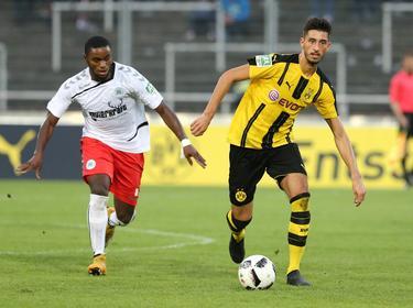 Ein Nachholtermin für die Partie zwischen RWO und Borussia Dortmund II steht noch nicht fest