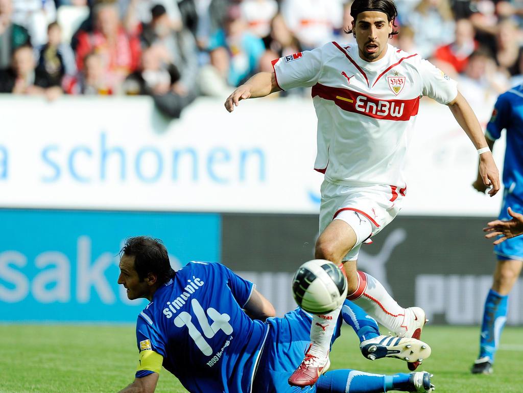 Weltmeister Khedira plant Rückkehr zum VfB Stuttgart