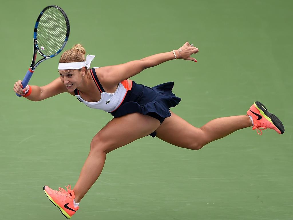 Platz 11 (-): Dominika Cibulkova - 3580 Punkte