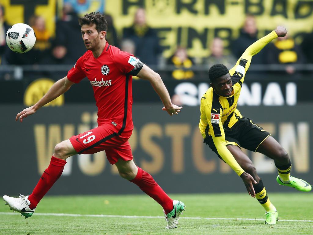 Platz 12: Ousmane Dembélé (Borussia Dortmund)