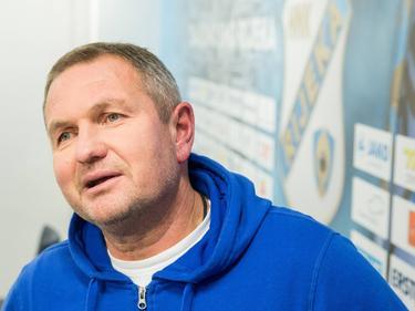 Rijeka-Trainer Matjaž Kek muss die Partystimmung noch drosseln