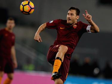 Die Zukunft von Francesco Totti ist unklar