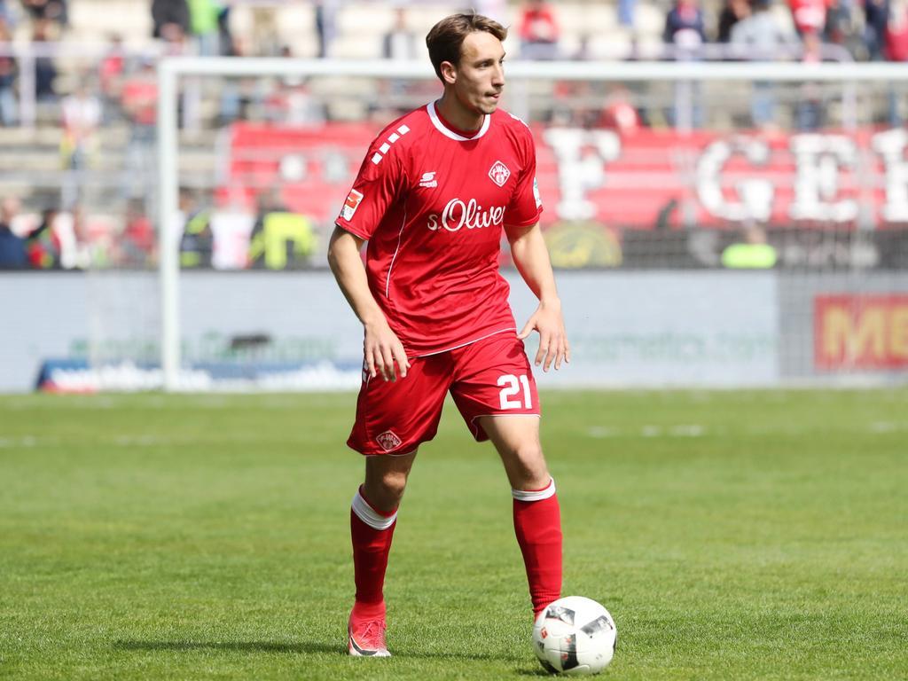Von Würzburg nach Ingolstadt Tobias Schröck bleibt in Liga zwei