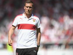 Hannes Wolf bleibt Stuttgart bis 2019 erhalten