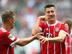 Lewandowski es uno de los mejores goleadores de la Bundesliga. (Foto: Getty)