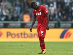 Es läuft noch nicht rund bei Köln-Stürmer Córdoba