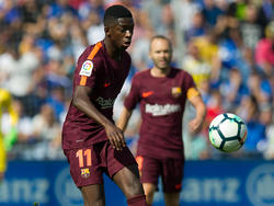 Barcelonas Ousmane Dembélé fällt bis zu vier Monate aus