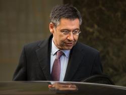 Klubchef Josep Maria Bartomeu hat den Rücktritt zweier Mitglieder des Barça-Vorstands verkündet