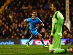 Gelingt Lewis Holtby nach seinem ersten Ligator für Tottenham auch ein Treffer gegen Liverpool?