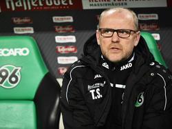 Sollte Hannover 96 absteigen, wird Thomas Schaaf die Niedersachsen verlassen