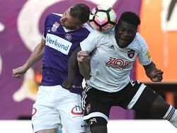 Austria Wien verliert überraschend gegen Spartak Trnava aus der Slowakei