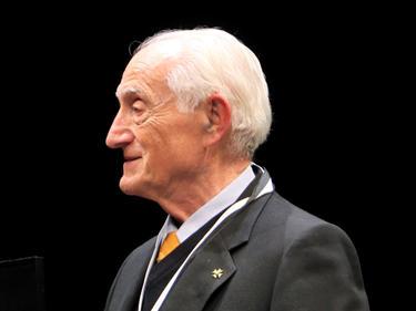 Trainer-Legende Karl Schlechta verstarb am 5. September 2016 im 95. Lebensjahr