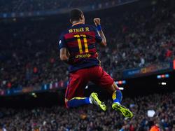 Barcelona verlängert mit Neymar