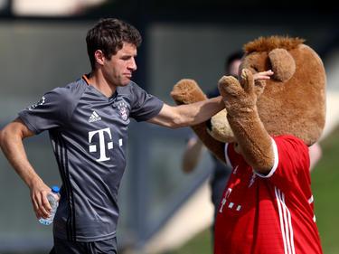 Thomas Müller und seine Bayern sind gut vorbereitet