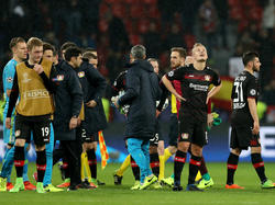 Bayer Leverkusen braucht im Rückspiel schon ein Fußball-Wunder