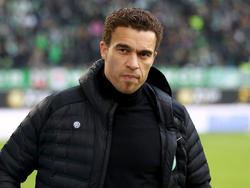 Wolfsburgs Trainer Valérien Ismaël trifft im Kellerduell auf seinen Ex-Klub