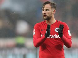 Bleibt Haris Seferović bei der Eintracht?