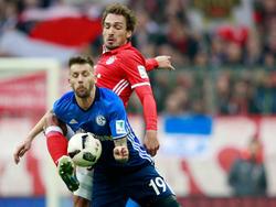Mats Hummels hat es im DFB-Pokal bald mit Guido Burgstaller zu tun
