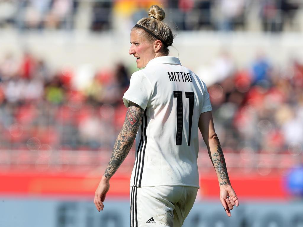 STURM: Anja Mittag | 32 Jahre alt (FC Rosengård)