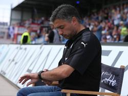 Oscar Corrochano ist in Lotte zurückgetreten