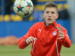 Panagiotis Retsos wechselt als Rekordeinkauf zu Bayer Leverkusen