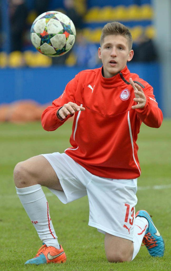 Panagiotis Retsos (Bayer Leverkusen)