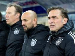 Stefan Kuntz holt vier Debütanten in den U21-Kader
