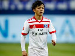Tatsuya Ito gilt als einer der neuen Hoffnungsträger beim HSV