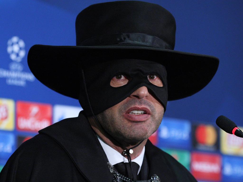 Paulo Fonseca sorgte mit seinem Outfit für reichlich Lacher