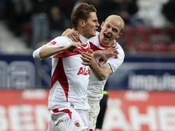 TorstenOehrl(l.) wechselt in Liga drei