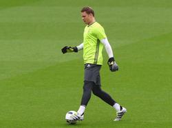 Manuel Neuer will Europameister werden