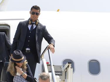 Cristiano Ronaldo kann bald auf einem Flughafen landen, der heißt wie er selbst