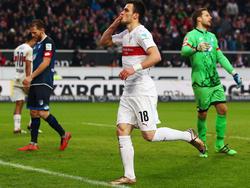 Filip Kostić möchte in Zukunft lieber für den HSV treffen