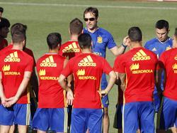 Die spanische Equipe steht unter Neu-Trainer Julen Lopetegui vor einem Neuanfang