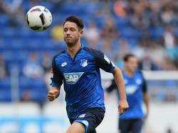 Mark Uth verletzte sich im Spiel gegen Schalke