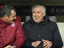 "Bayern-Coach Carlo Ancelotti hält Julian Draxler für einen ""interessanten Spieler"""
