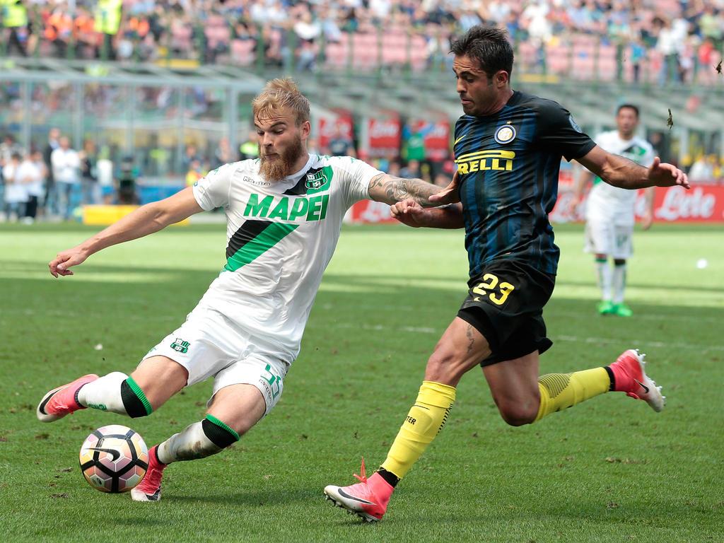 El Inter sufrió una nueva derrota en el Giuseppe Meazza (Foto: Getty)