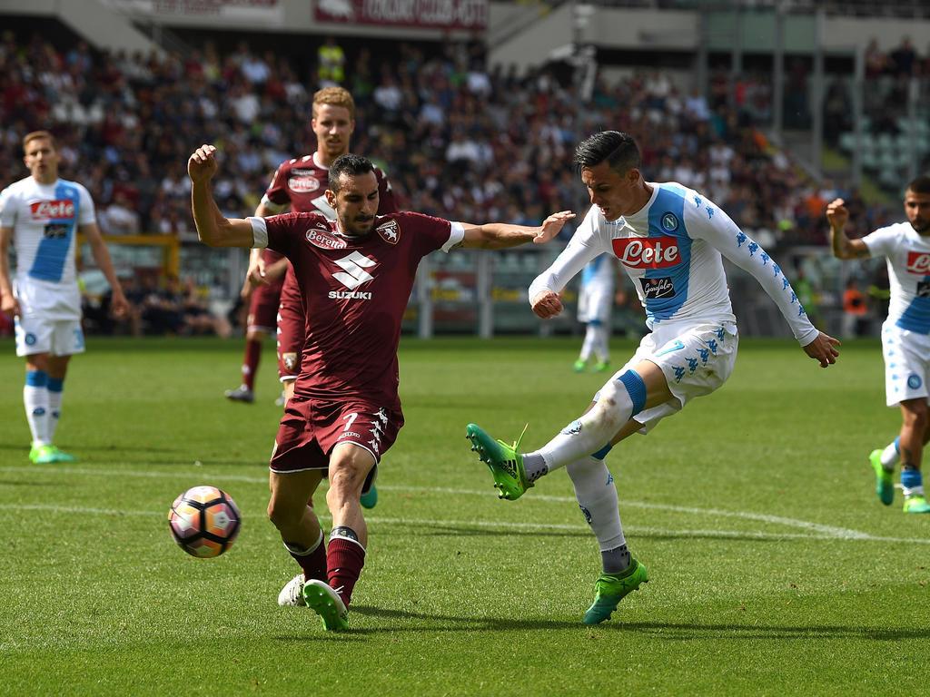 Callejón goleó ante el Torino (Foto: Getty)