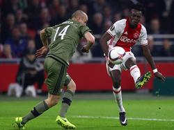 Bertrand Traoré soll beim FC Schalke auf der Liste stehen