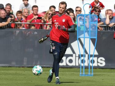 Neuer acababa de superar otra lesión de larga duración. (Foto: Imago)