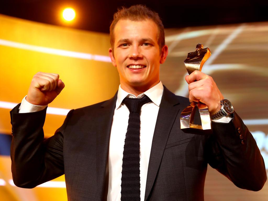 Fabian Hambüchen wurde als Sportler des Jahres geehrt