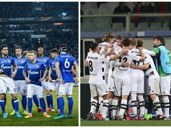 Schalke und Gladbach wissen nun, wo sie im Viertelfinale antreten müssen