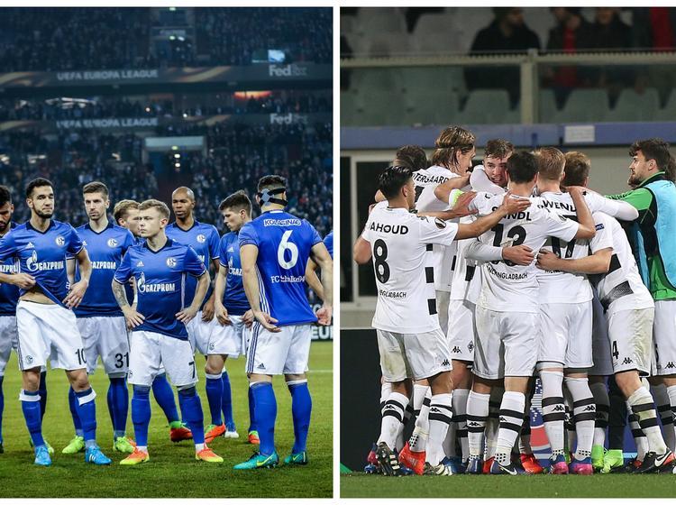 Nun steht fest: Schalke muss in der Europa League gegen Borussia Mönchengladbach antreten