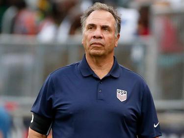 Bruce Arena, entrenador de Estados Unidos. (Foto: Getty)