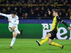 Tottenhams Heung-min Son trifft entscheidend zum 2:1 für seine Farben