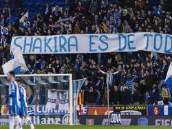Espanyol-Fans provozierten mit mehreren Plakaten