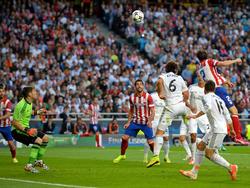 Die Führung für Atlético